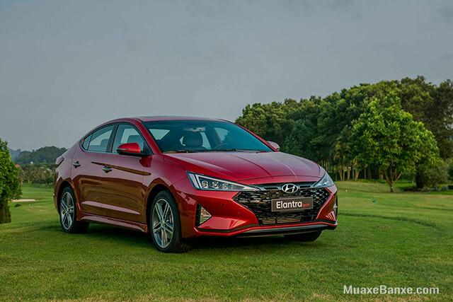 17 - Chi tiết Hyundai Elantra Sport 1.6 T-GDi 2021 - Động cơ tăng áp đầy phấn khích