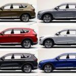 2 1 150x150 - Đánh giá Hyundai SantaFe 2.4 Xăng Cao Cấp