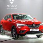 """2 4 150x150 - Đánh giá xe Renault Arkana 2021: Đối thủ """"nặng ký"""" của Honda CR-V"""