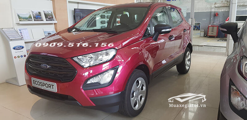 2 6 - Chi tiết Ford Ecosport 1.5L MT Ambiente 2021 - chiếc Ecosport giá bán thấp nhất
