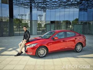 21 300x225 - Chi tiết Mazda 2 1.5L Premium 2021 - đối thủ đáng gờm của Vios sở hữu nhiều nâng cấp sáng giá