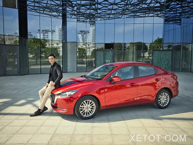 21 - Chi tiết Mazda 2 1.5L Premium 2021 - đối thủ đáng gờm của Vios sở hữu nhiều nâng cấp sáng giá