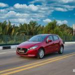 """22 2 150x150 - Chi tiết Mazda2 1.5L AT mới - phiên bản Mazda2 mới có mức giá rẻ """"kịch sàn"""""""