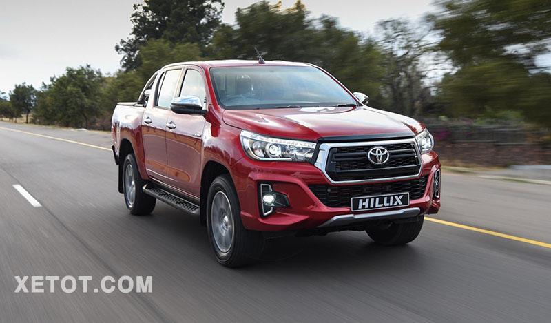 22 - Những mẫu xe Toyota nhập khẩu bán tại Việt Nam