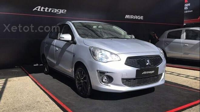 23 - Chi tiết Mitsubishi Attrage CVT Eco 2021 - sedan hạng B rẻ hơn Vios 100 triệu