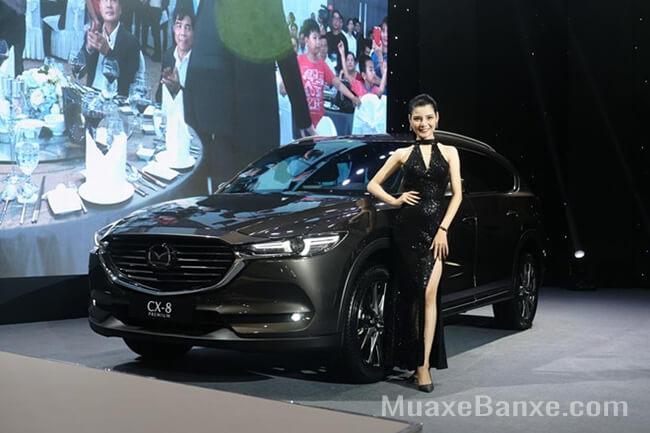 27 - Chi tiết xe Mazda CX-8 Deluxe 2021 - SUV 7 chỗ giá mềm của Mazda
