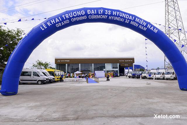 2a - Hyundai Miền Nam khai trương, Đại lý chuyên cung cung cấp xe tải và xe Bus đầu tiên tại miền Nam