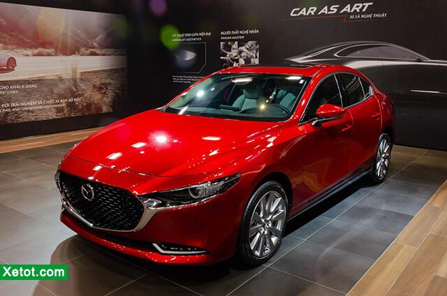 3 3 - Chi tiết xe Mazda3 1.5L Deluxe 2021 - Giá thấp, tiện nghi vẫn cao