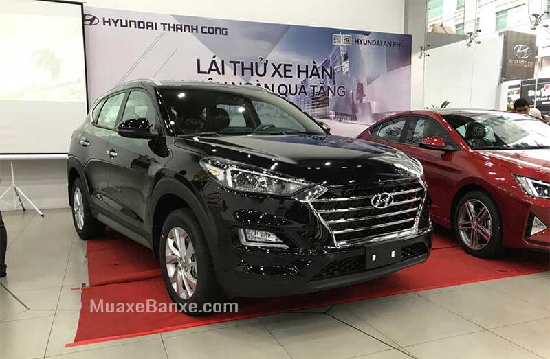 3 5 - Chi tiết Hyundai Tucson 2.0L Máy dầu Đặc biệt 2021 - chiếc Crossover trên 1 tỷ đồng của Hyundai có gì hot?