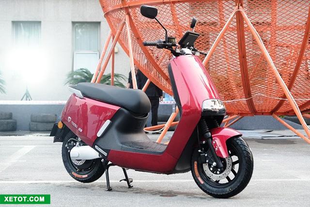 4 1 - Chi tiết xe máy điện YADEA G5 - Đối thủ đáng gờm của Vinfast Klara