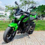 5 1 150x150 - Đánh giá Kawasaki Z400 2021: Naked bike trẻ trung đối đầu Honda CB300R