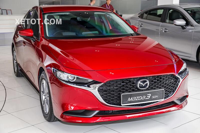 """5 5 - Chi tiết xe Mazda 3 2.0L Signature Luxury 2021 mới - giá tăng, """"chất"""" cũng tăng!"""