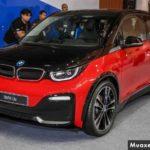 5 7 150x150 - Đánh giá xe điện BMW i3s 2021 mới ra mắt Malaysia