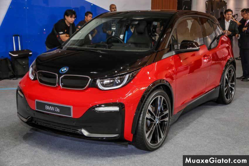 5 7 - Đánh giá xe điện BMW i3s 2021 mới ra mắt Malaysia