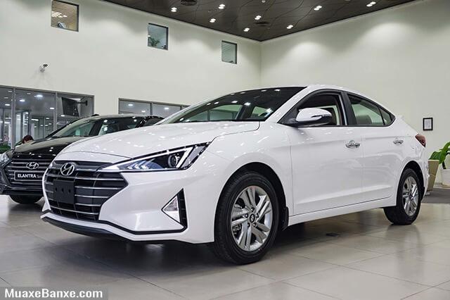 """5 8 - Chi tiết xe Hyundai Elantra 1.6 AT 2021 - Sedan cỡ C """"hàng thơm"""" trong tầm giá 600 triệu"""