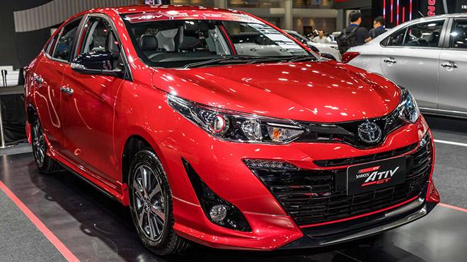 5 - Toyota Vios 1.2L 2021 tại Thái Lan khác gì Vios 2021 bán tại Việt Nam