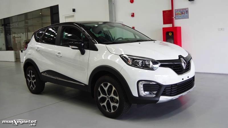 55 - Đánh giá xe Renault Kaptur 2021: Mẫu xe SUV 5 chỗ giá rẻ bạn nên lựa chọn