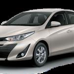 6 150x150 - Khám phá chi tiết Toyota Vios E CVT 3 túi khí: Ngoại thất, nội thất cùng khả năng vận hành