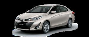 6 300x125 - Khám phá chi tiết Toyota Vios E CVT 3 túi khí: Ngoại thất, nội thất cùng khả năng vận hành