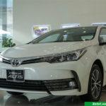 6 7 150x150 - Chi tiết Toyota Corolla Altis 1.8G CVT 2021 - Cân bằng hoàn hảo