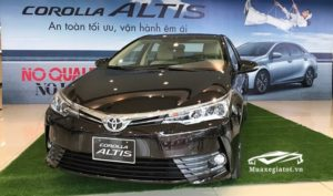 7 6 300x177 - Toyota Corolla Altis 2.0V Sport 2021 - Sedan cỡ C giá lăn bánh xấp xỉ 1 tỷ có gì hot?