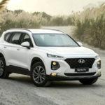 """8 4 150x150 - Chi tiết Hyundai SantaFe 2.2 Dầu 2021 - 1 trong 2 phiên bản giá rẻ """"kịch sàn"""" của SantaFe"""