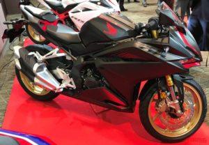 9 1 300x208 - Chi tiết Honda CBR250RR 2021 đấu Kawasaki ZX-25R