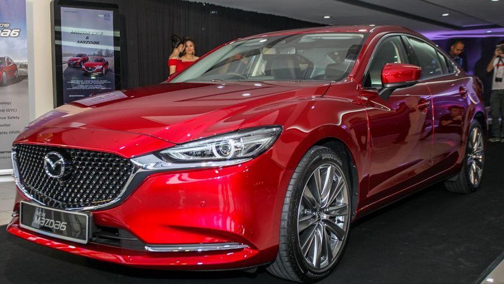 """mazda 6cafeautovn1 1534324767 - Đánh giá xe Mazda6 Premium - đối thủ xứng tầm của Camry """"thần thánh"""""""