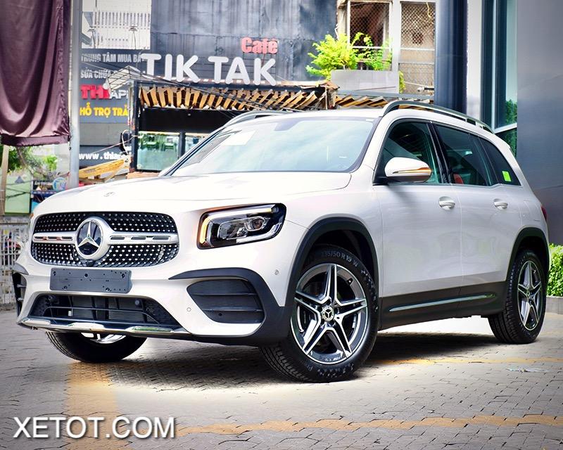 1 18 - Giá xe Mercedes GLB 200 2021: thông số, giá lăn bánh, khuyến mãi (04/2021)