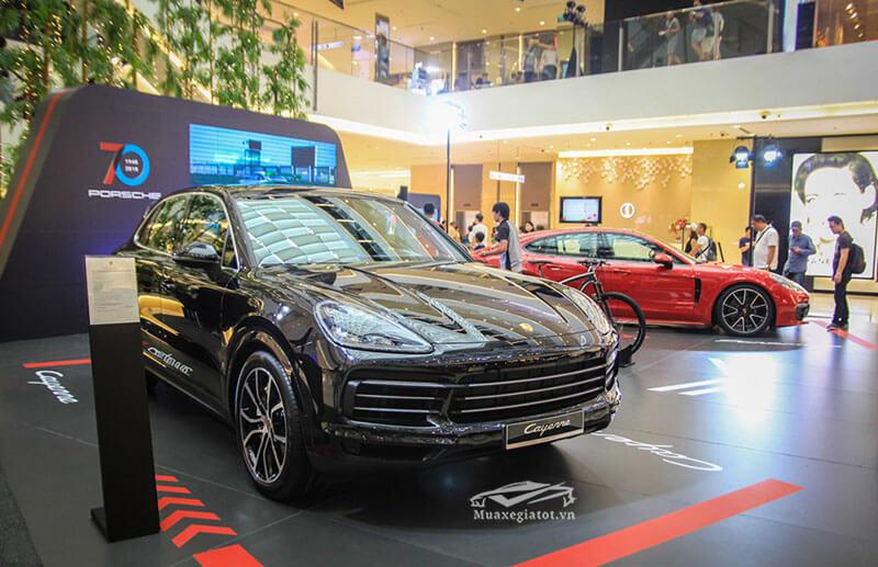 1 19 - Giá xe Porsche Cayenne 2021: thông số, giá lăn bánh, khuyến mãi (04/2021)