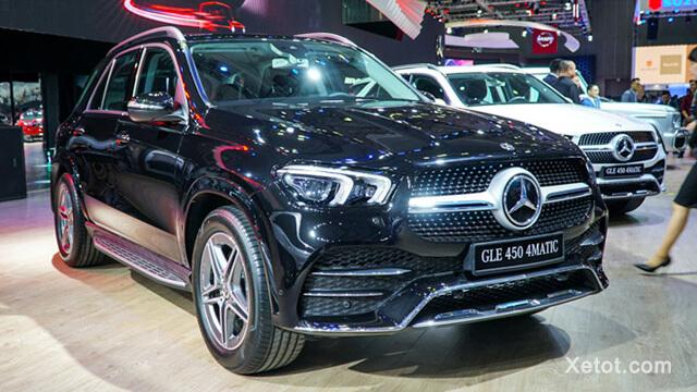 """1 2 - Đánh giá xe Mercedes GLE 450 4Matic 2021: Đẳng cấp """"Ông chủ"""""""