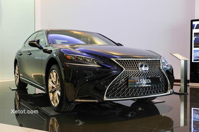 1 20 - Đánh giá xe Lexus LS 500h 2021, Cánh chim đầu đàn