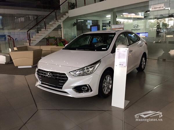 """1 5 - Chi tiết xe Hyundai Accent 1.4 MT 2021 - sedan cỡ B giá rẻ """"Sập sàn"""""""
