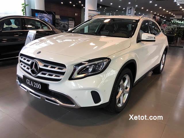1 6 - Giá bán các mẫu xe Mercedes GLA Class 2021