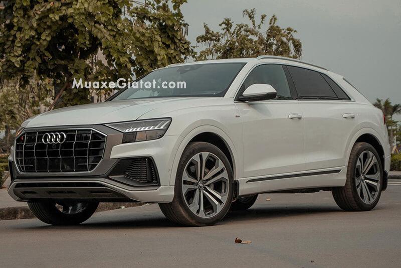 1 9 - Giá xe Audi Q8 2021: thông số, giá lăn bánh, khuyến mãi (04/2021)