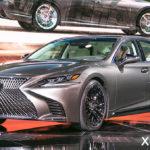 """11 11 150x150 - Đánh giá xe Lexus LS 500 2021, """"Gã khổng lồ"""" sang trọng"""