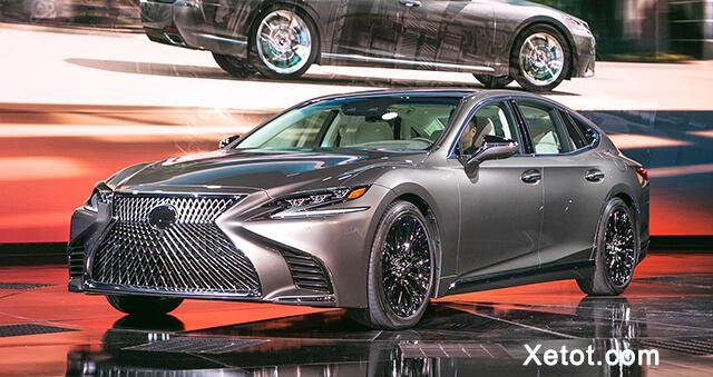 """11 11 - Đánh giá xe Lexus LS 500 2021, """"Gã khổng lồ"""" sang trọng"""