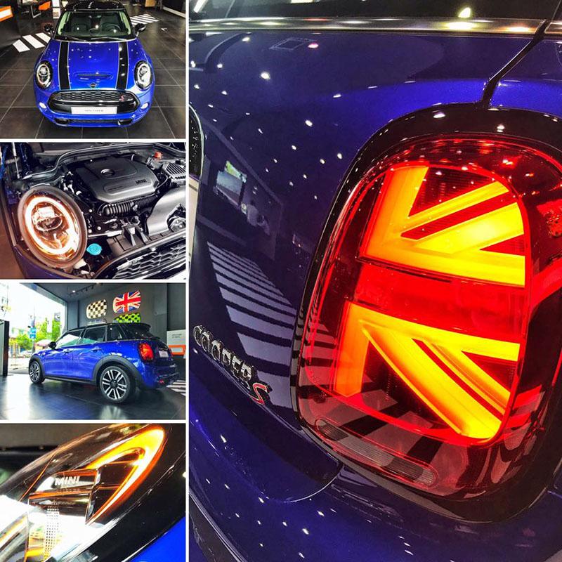 11 14 - Đánh giá xe Mini Cooper 5 cửa 2021, Xe chơi đúng chất