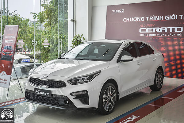 """12 2 - Chi tiết Kia Cerato 1.6 AT Deluxe 2021 - Thiết kế thể thao cực """"hot"""""""