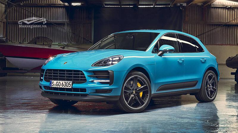 """12 7 - Đánh giá xe Porsche Macan 2021 - Uy lực """"mãnh hổ"""""""