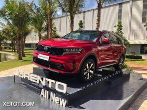 12 9 300x225 - Đánh giá chi tiết xe Kia Sorento 2021: hào nhoáng bên ngoài, đẳng cấp bên trong