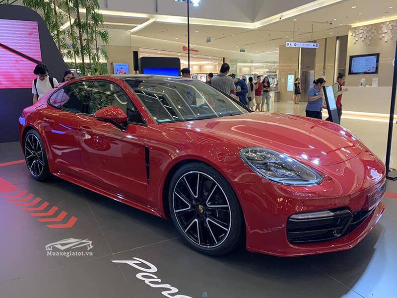 13 4 - Giá xe Porsche Panamera 2021: thông số, giá lăn bánh, ưu đãi (04/2021)