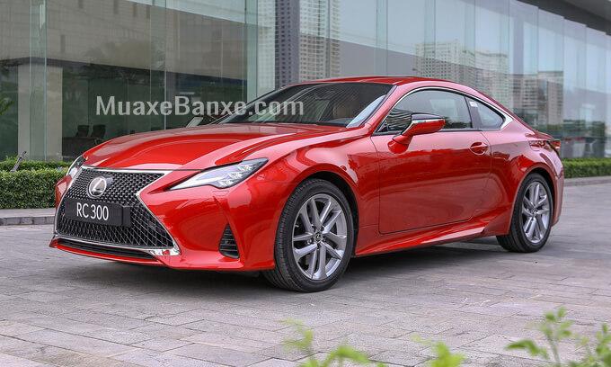 13 6 - Đánh giá xe Lexus RC 300 2021, chất Đức trên xe Nhật