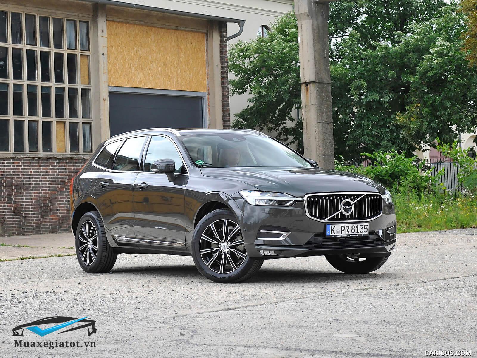 14 10 - Đánh giá xe Volvo XC60 2021, Đẳng cấp của sự an toàn