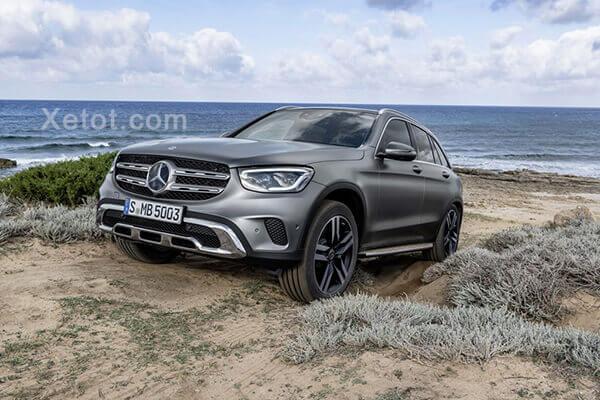 14 - Đánh giá xe Mercedes GLC 2021 kèm giá bán (04/2021)