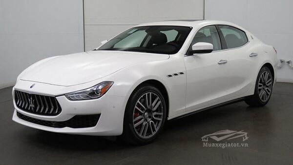 15 1 - Đánh giá xe Maserati Ghibli 2021, Xe sang thể thao đến từ Ý