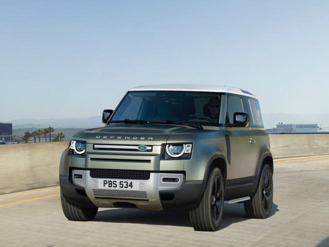 15 2 - Đánh giá xe Land Rover Defender 2021, Xe Offroad huyền thoại
