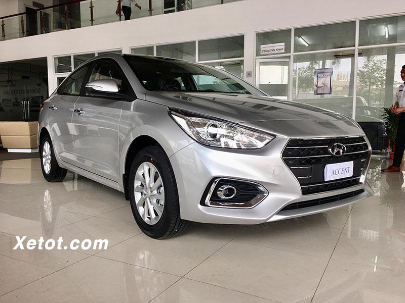 """15 5 - Chi tiết Hyundai Accent 1.4 AT 2021 đặc biệt - đại diện """"đỉnh bảng"""""""