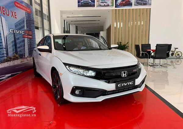 15 6 - Chi tiết xe Honda Civic RS 2021, Thiết kế thể thao năng động