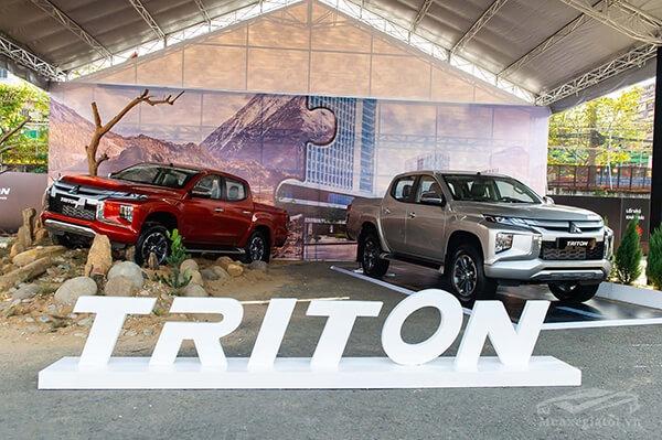 15 7 - Đánh giá xe bán tải Mitsubishi Triton 2021 kèm giá bán 04/2021